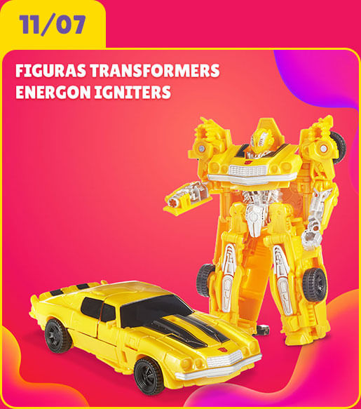 Transformers Energon Igniters