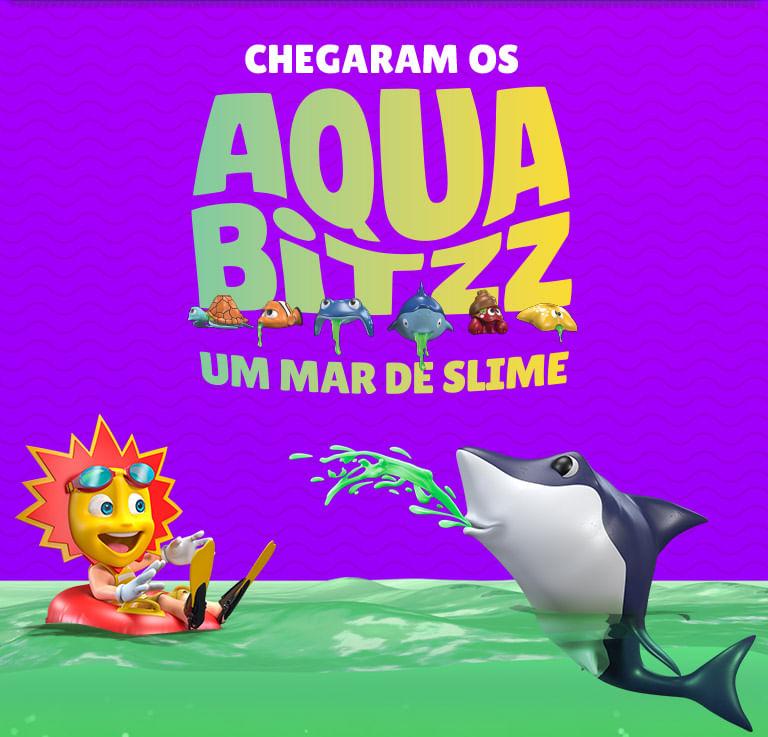 Aquabitzz – Ri Happy Brinquedos