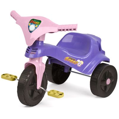 Motoca Speed Lilás - Exclusividade Loja Virtual - Home Play