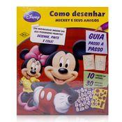 Livro---Como-Desenhar-Mickey-e-seus-Amigos