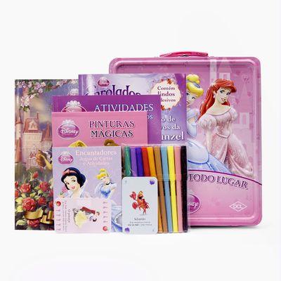 Livro---Diversao-em-Todo-Lugar---Princesas-Disney