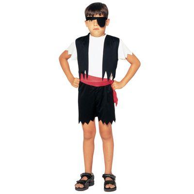 Fantasia-Carnaval---Pirata-Masculino---Tamanho-P