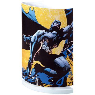 Abajur-Oval-Batman
