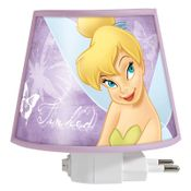 Mini-Abajur-Disney-Tinker-Bell-220v