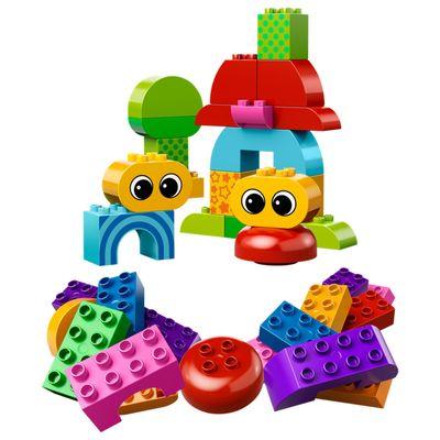 10561 - LEGO Duplo - Conjunto de Iniciação à Construção