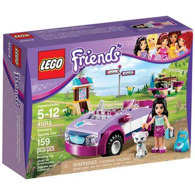 41013-LEGO-Friends-O-Carro-Esportivo-da-Emma