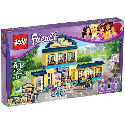 41005---LEGO-Friends---Escola-de-Heartlake