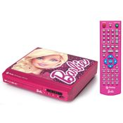 Console-e-Controle-DVD-Player-Barbie-Tec-Toy
