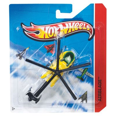 Aviao-Hot-Wheels-Skybusters-Airblade-Mattel