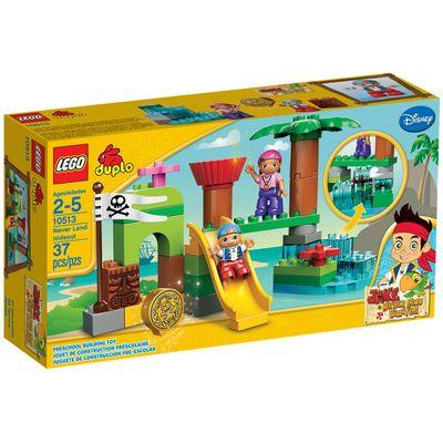 10513---LEGO-Duplo---Never-Land-Hideout