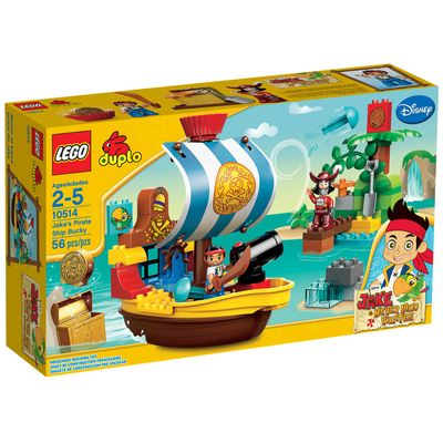 10514---LEGO-Duplo---Jake-s-Pirate-Ship-Bucky