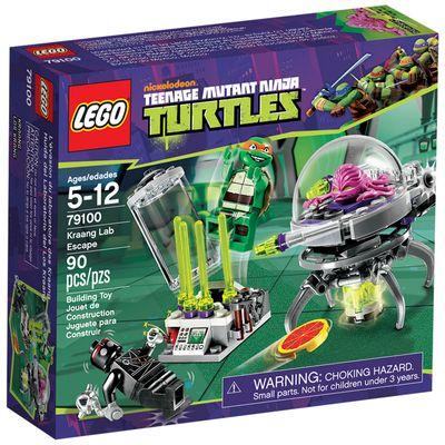 79100---LEGO-Ninja-Turtles---A-Fuga-do-Laboratorio