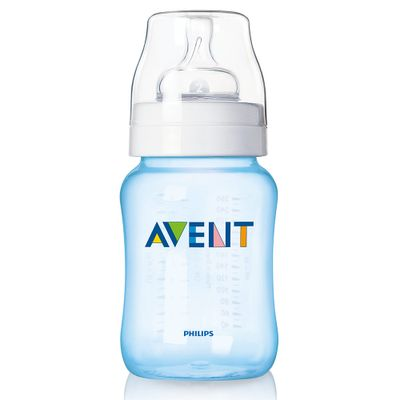 Mamadeira-Airflex-Azul-260ml-Philips-Avent