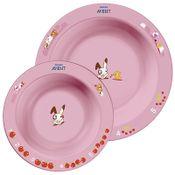 conjunto-de-tigelas-infantis-rosa-philips-avent