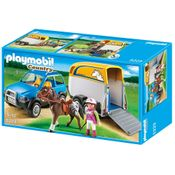 Playmobil--Country-Carro-com-Trailler-5223