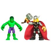Mini-Bonecos--Marvel-Super-Heroes-Hulk-e-Thor--Hasbro
