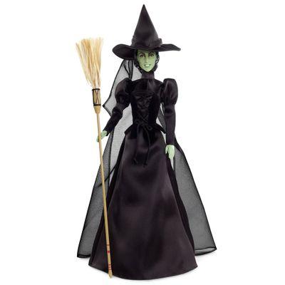 Boneca-Barbie-Colecionavel---Magico-de-Oz---Bruxa-do-Oeste---Mattel
