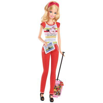 Boneca Barbie Angry Birds - Look 2 - Mattel