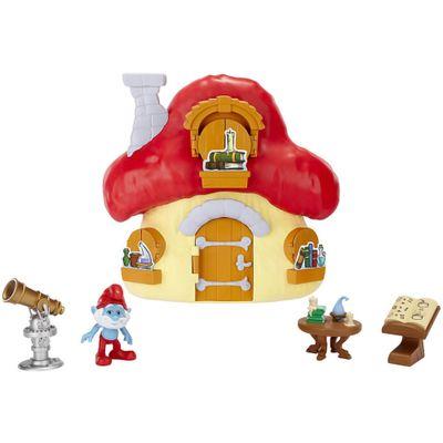 Casa-do-Cogumelo---Smurfs-2---Papai-Smurf---Sunny