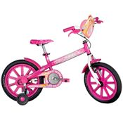 Bicicleta-Aro-16---Barbie-Caloi