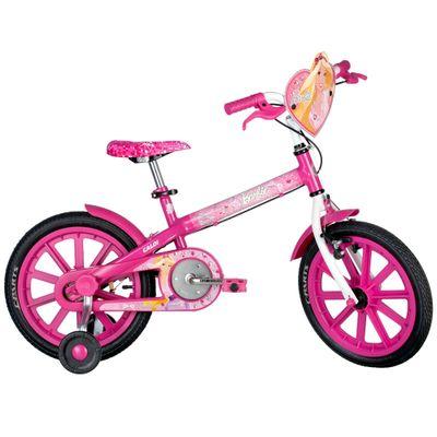 Bicicleta Aro 16 da Caloi aro 16 para meninas