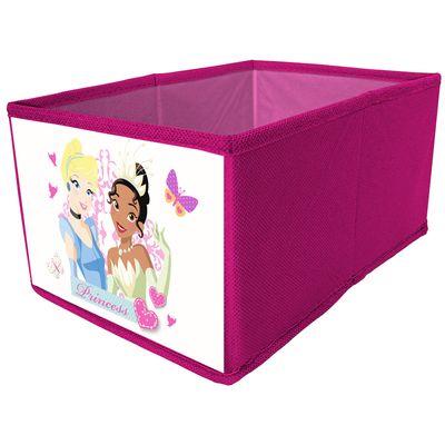 Caixa-de-Tecido-para-DVDs-Princesas-Disney---Prat-K