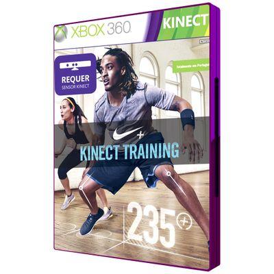 Jogo-Xbox-360-Nike-Kinect-Training