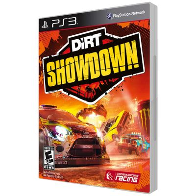 Jogo-Playstation-3---Dirt-Showdown