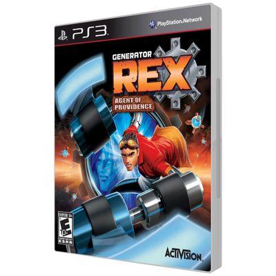 Jogo-Playstation-3-Generator-Rex