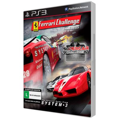 Jogo-Playstation-3-Pack-Ferrari-Challenge---Super-Challenge