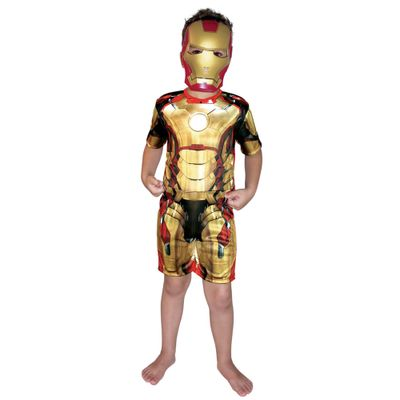 Fantasia-Iron-Man-3-Curto---Tamanho-G---Rubies