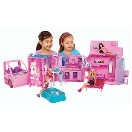 Meninas-Mega-Trailer-Barbie-Family---Mattel