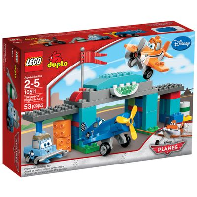 10511---LEGO-Duplo-Disney-Avioes---Skippers-Flight-School