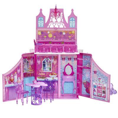 Pré-Venda - Loft Barbie Butterfly e a Princesa Fairy - Mattel