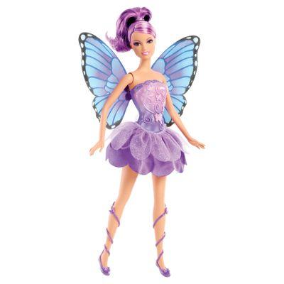 Pré-Venda - Boneca Barbie - Butterfly e a Princesa Fairy Lilás - Mattel