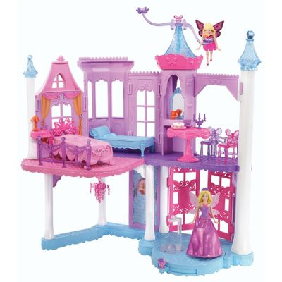 Pré-Venda - Castelo Barbie Butterfly e a Princesa Fairy - Mattel