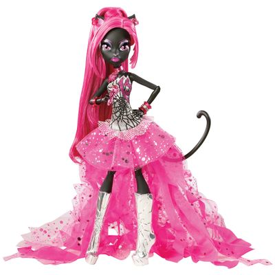 Pré-Venda - Boneca Monster High - Catty Noir - Mattel