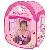 Toca-House-Hello-Kitty-com-Bolinhas
