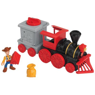 Trem-do-Velho-Oeste---Imaginext-Toy-Story---Fisher-Price
