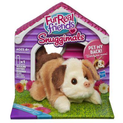 Pelucia-Interativa-FurReal-Snuggimals-Snug-a-Waggy-Hasbro