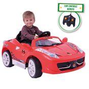 Mini-Veiculo-Eletrico-X-Racing-com-Controle-Remoto-Vermelho-6V