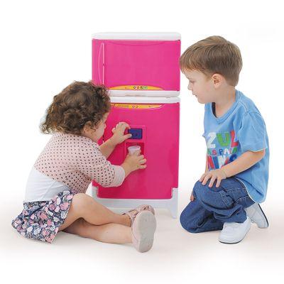 Refrigerador-Duplex-Casinha-Flor-Estilo-com-Som