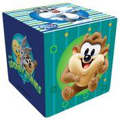 Cubo-de-Espuma---Looney-Tunes-Baby---Azul---Pais-e-Filhos