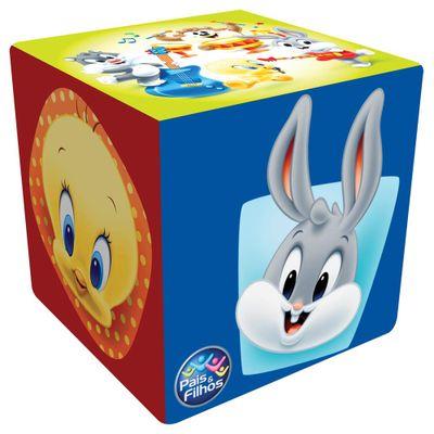 Cubo-de-Espuma---Looney-Tunes-Baby---Colorido---Pais-e-Filhos