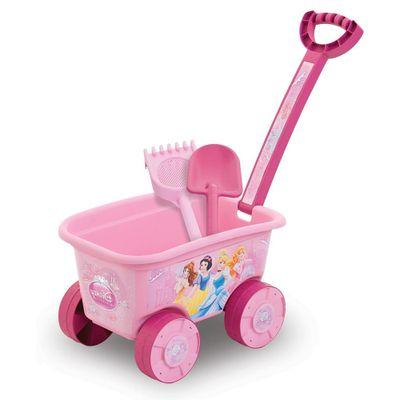Wagon-Passeio-Princesas-Disney-Multibrink