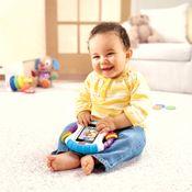 Crianca-com-Suporte-Protetor-para-iPhone-e-iPod-Azul-Fisher-Price