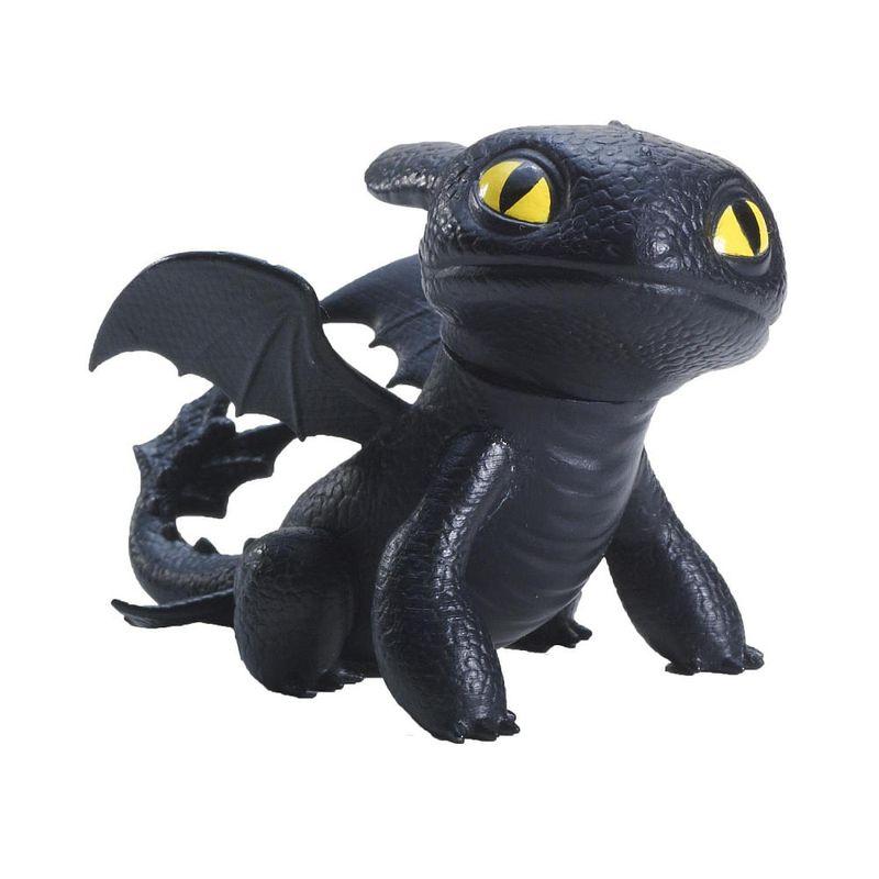 Mini Figura Articulada Como Treinar Seu Dragão Banguela