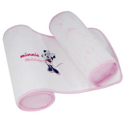 Protege-Bebe-Minnie-Rosa-e-Branco-Minasrey