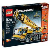 Caixa-42009-LEGO-Technic-Guindaste-Movel-MK-II