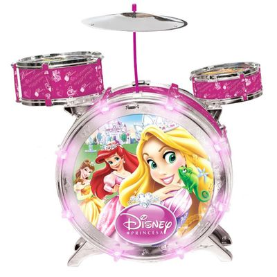 Bateria-Acustica-Princesas-Disney---Yellow-
